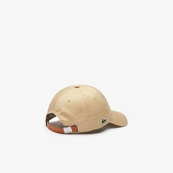 Contrast Strap Cotton Cap, VIENNOIS, hi-res
