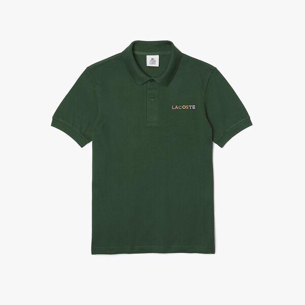 Unisex LIVE Loose Fit Colorblock Polo