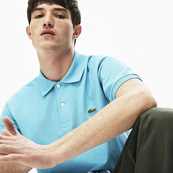 Men's L.12.12 Classic Polo, CICER, hi-res