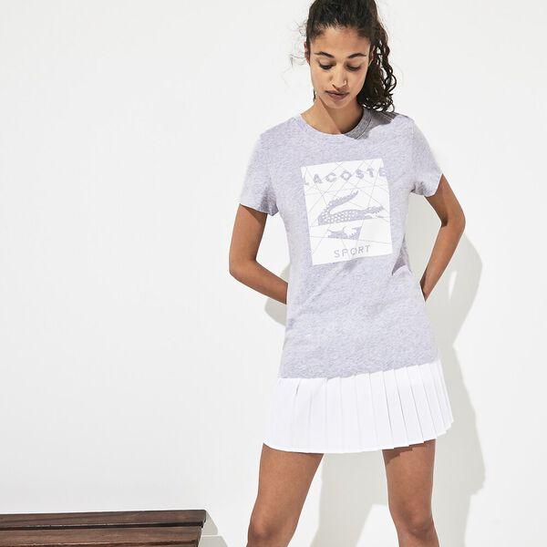 Women's Tennis Logo Jersey Tee