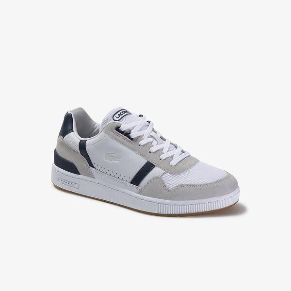 Men's T-Clip 120 2 Us Sneaker, WHITE/NAVY, hi-res