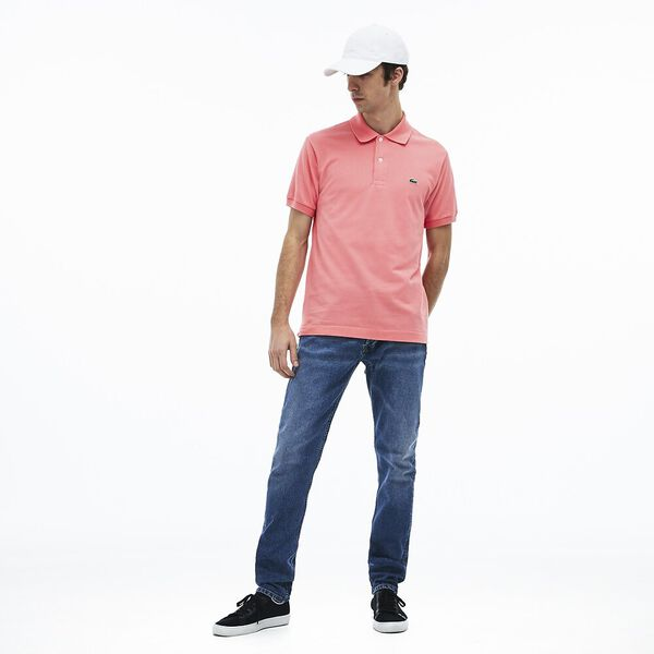 MEN'S L.12.12 CLASSIC POLO, AMARYLLIS, hi-res