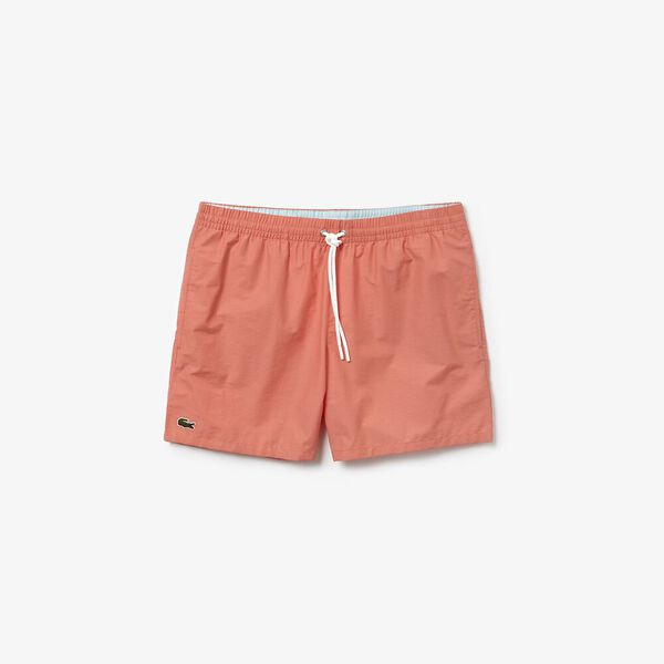 Men's Basic Swim Short, DIANTHUS/AQUARIUM, hi-res