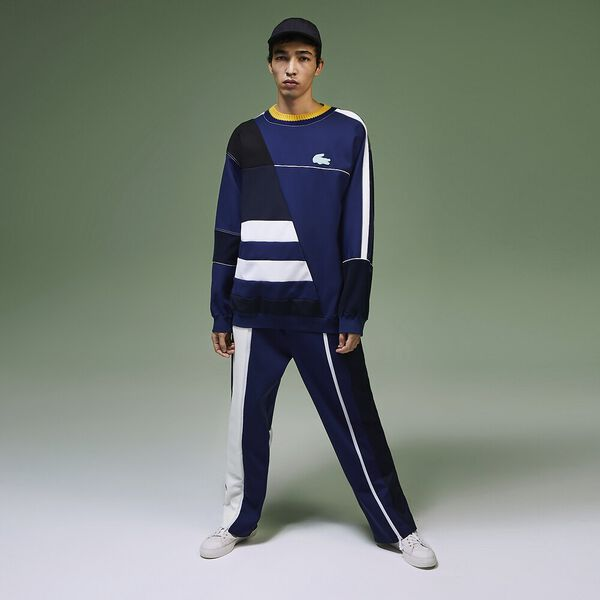 Men's Fashion Show Iconics Track Pant, MULTICOLOURLORE, hi-res