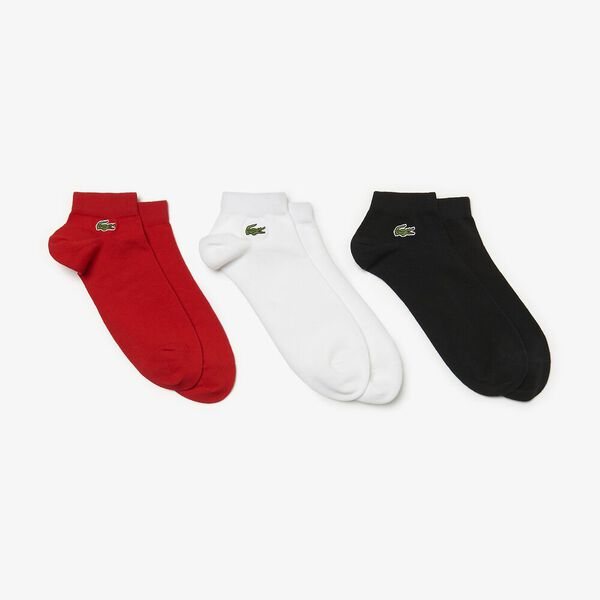 3 Pack Sport Ankle Socks
