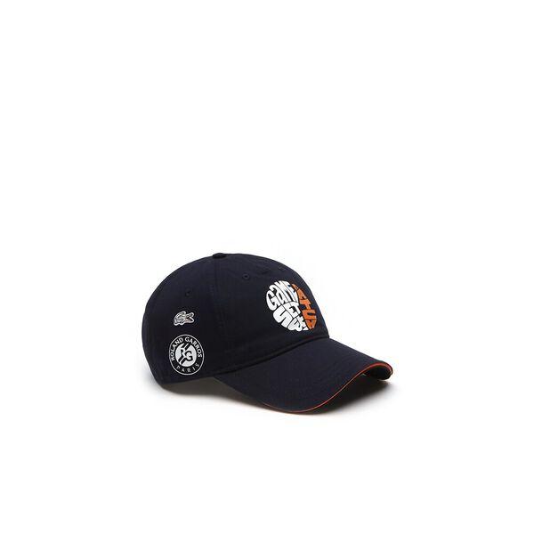 MEN'S ROLAND GARROS LOGO CAP