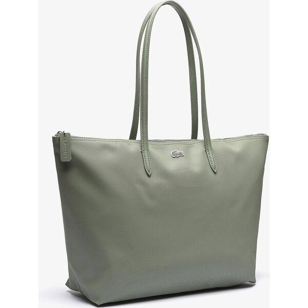 Women's L.12.12 Concept Zip Tote Bag, AGAVE GREEN, hi-res