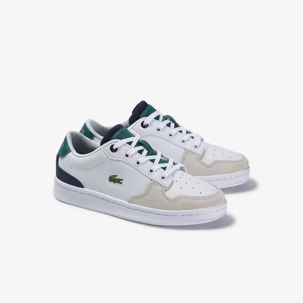 Toddler Masters Cup 120 2 Sneaker, WHITE/GREEN, hi-res