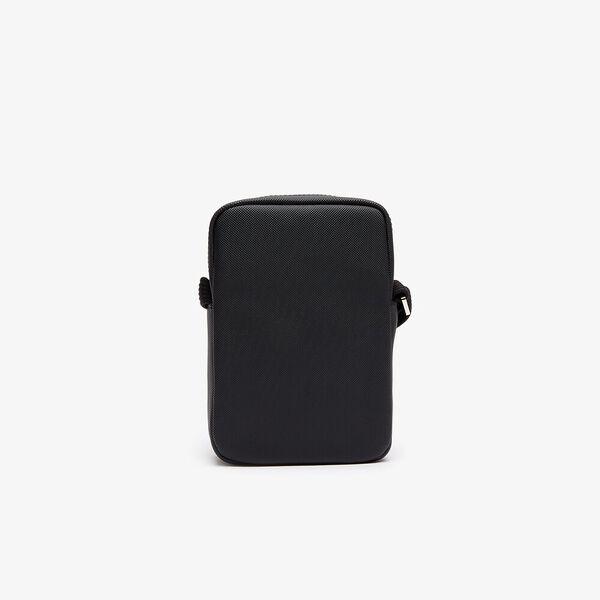 Men's Classic Slim Vertical Camera Bag, BLACK, hi-res