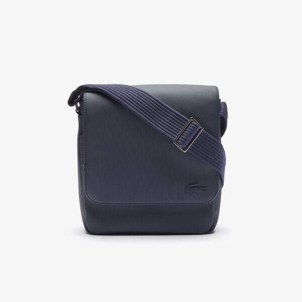 Men's Classic Flap Xover Bag Navy
