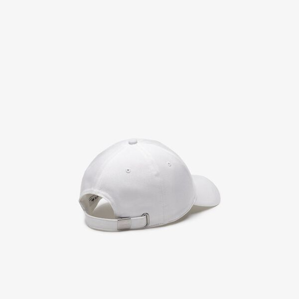 Centre Croc Cap, WHITE, hi-res