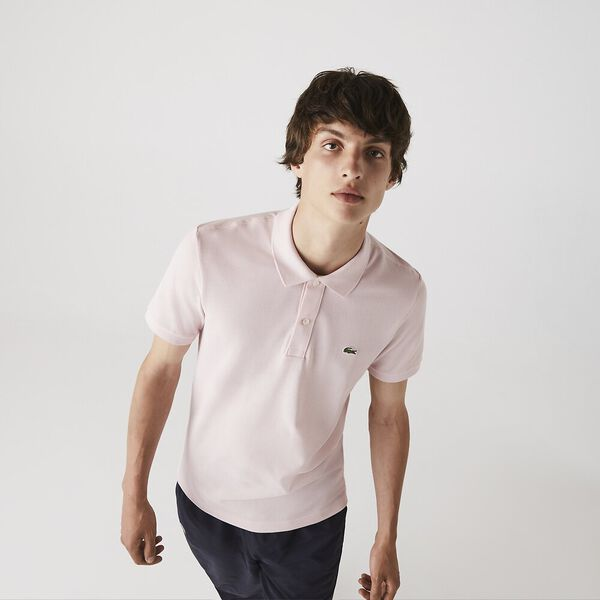 Men's Slim Fit Polo, NIDUS, hi-res