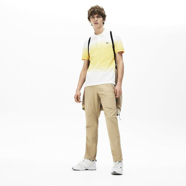 Men's Lacoste Motion Ergonomic Pants, VIENNOIS, hi-res