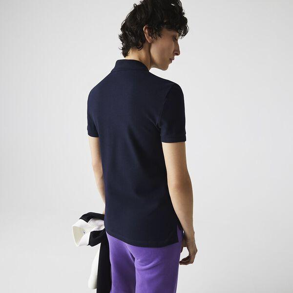 Women's Soft Cotton Shirt, NAVY BLUE, hi-res