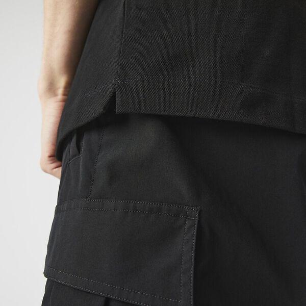 Men's Paris Polo, BLACK, hi-res