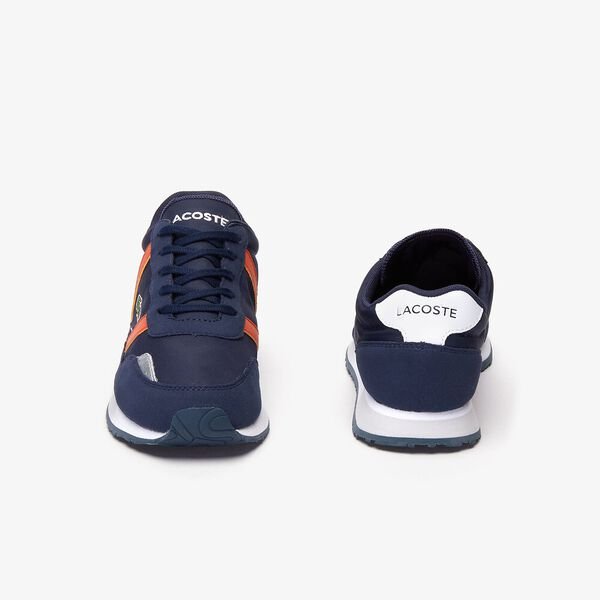 KIDS' PARTNER 319 1, NAVY/ORANGE, hi-res