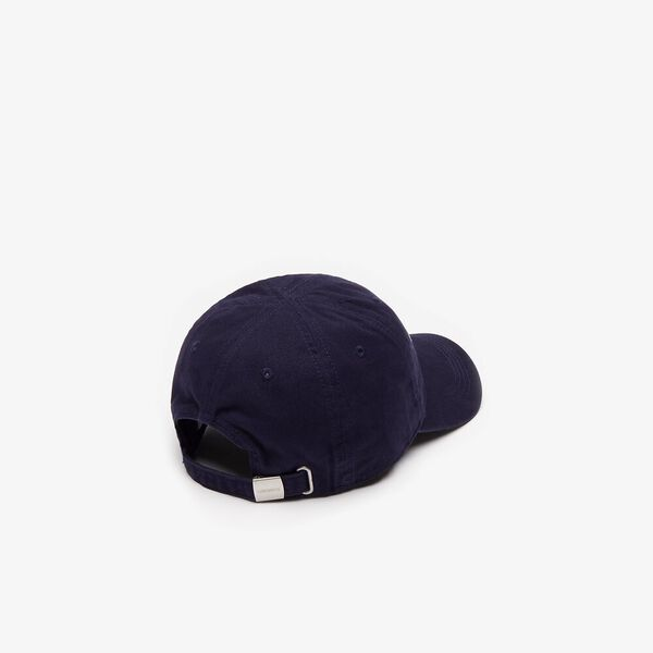 MEN'S BIG CROC CAP, NAVY BLUE, hi-res