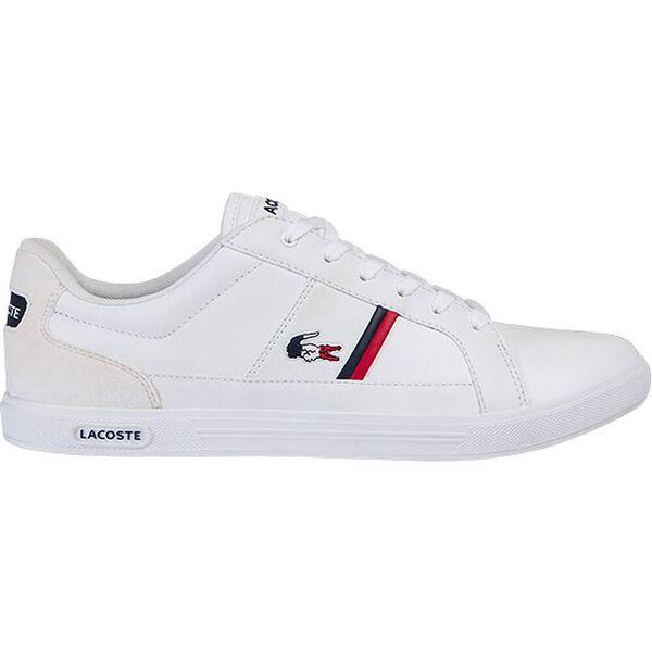 Men's Europa Tricolour Leather Sneakers