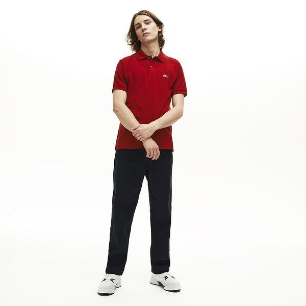 Men's L.12.12 Classic Polo, ALIZARIN, hi-res