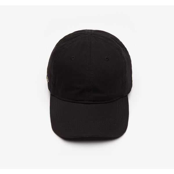 Men's Basic Side Croc Cap, BLACK, hi-res