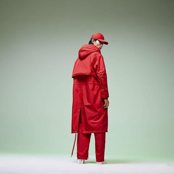 Unisex Fashion Show Iconcis Parka, RED, hi-res