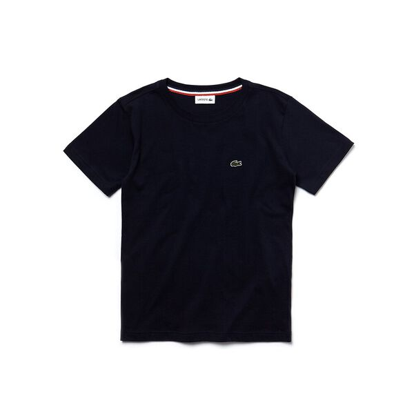 Boy's Basic Crew Neck Tee