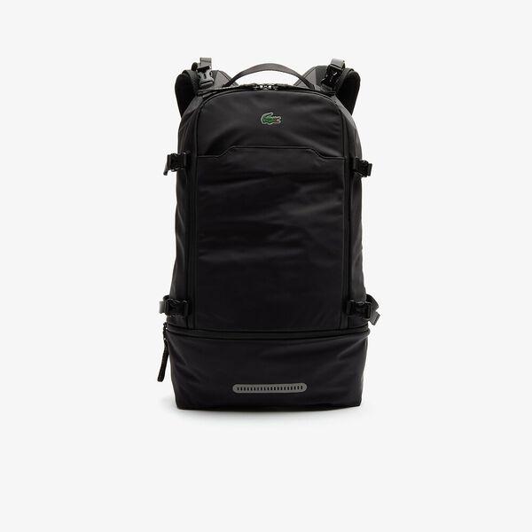 Men's Match Point Backpack, BLACK, hi-res