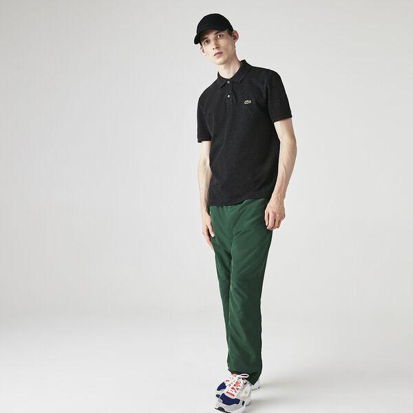 Men's Slim Fit Polo, LIGHTNING CHINE, hi-res
