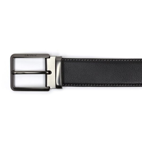 MEN'S ANNA ELEGANCE BELT, BLACK, hi-res
