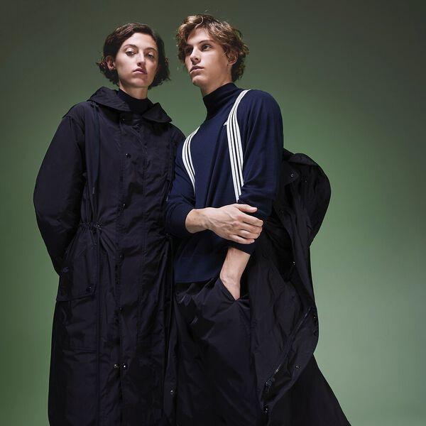 Unisex Fashion Show Iconcis Parka