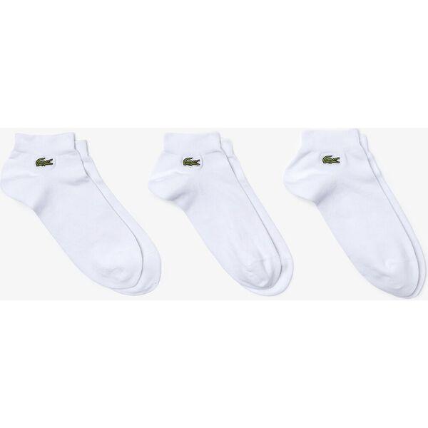 Men's Three-Pack SPORT Low-Cut Socks, WHITE/WHITE-WHITE, hi-res