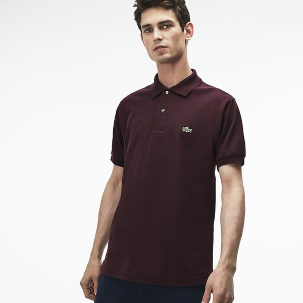 MEN'S L.12.12 CLASSIC POLO, VERTIGO, hi-res