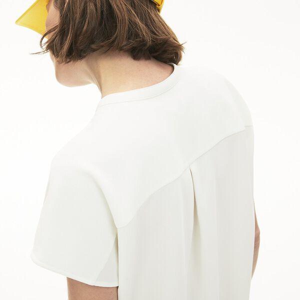 Women's Sleeveless Blouse, FARINE, hi-res