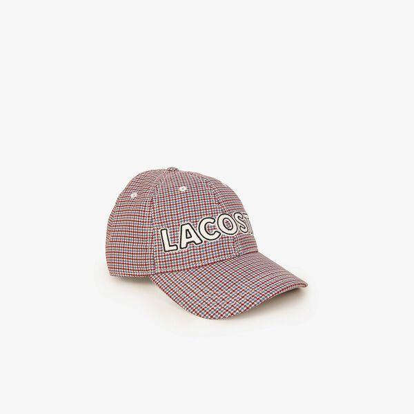 Tattersalls Check Cap
