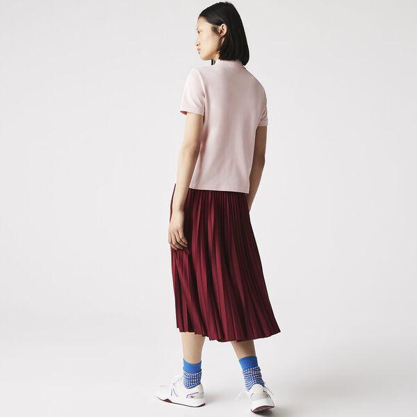 Women's LIVE Slim Fit Stretch Cotton Shirt, NIDUS, hi-res