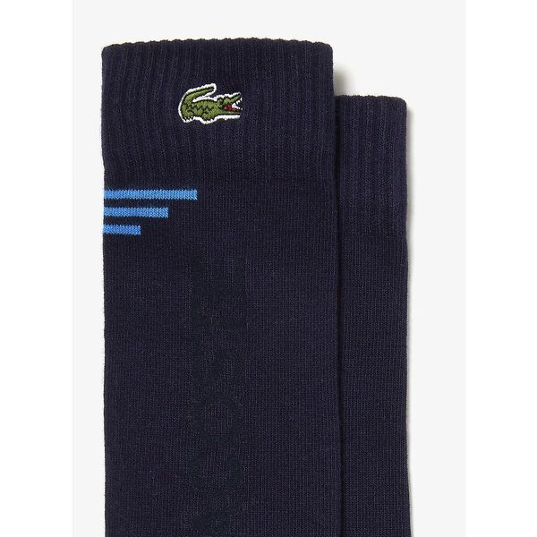 Tennis Technical Training Sock, NAVY, hi-res
