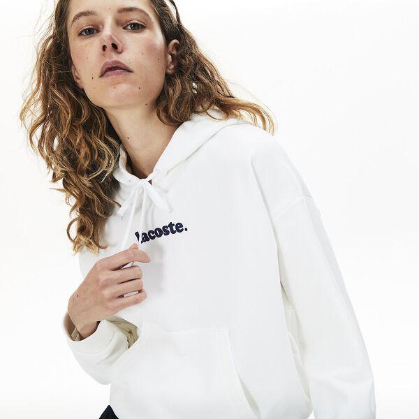 Women's Signature Wide Hooded Fleece Sweatshirt