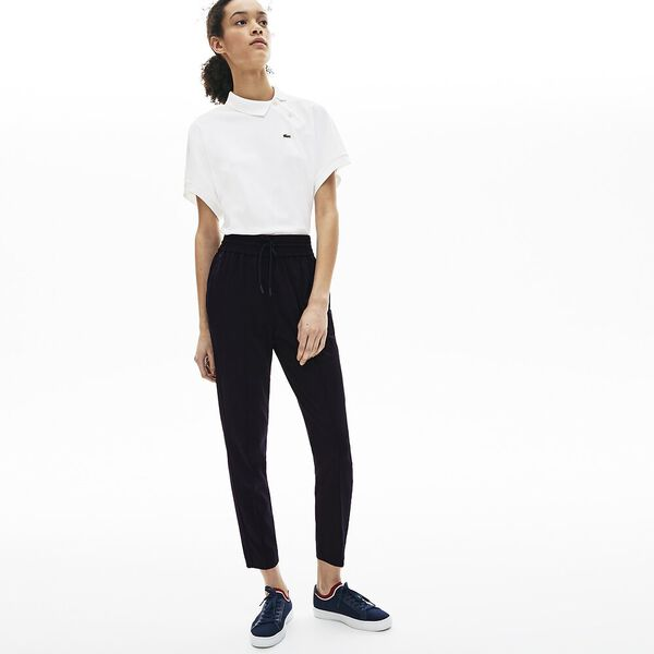 WOMEN'S ROUCHED TROUSER