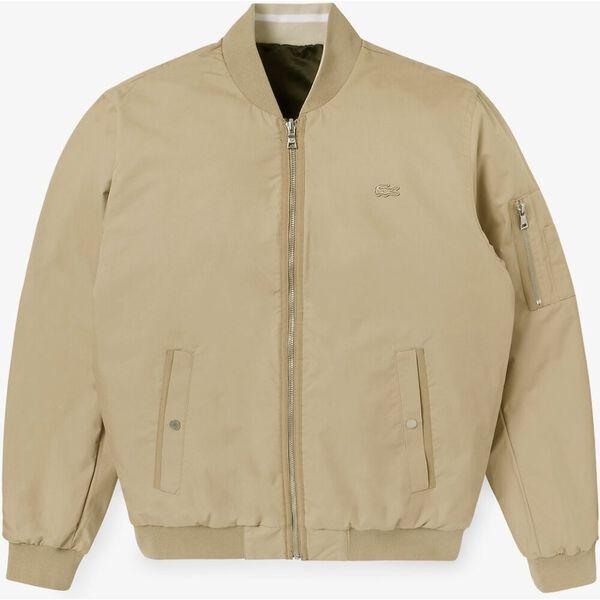 Men's Signature Reversible Bomber Jacket, VIENNESE, hi-res