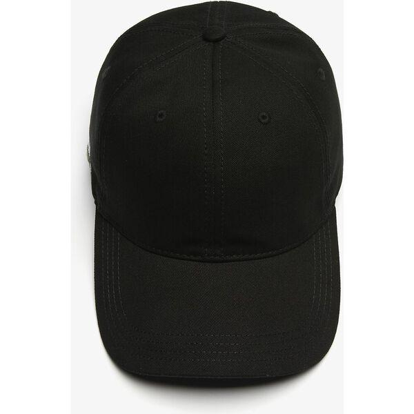 Contrast Strap Cotton Cap, NOIR, hi-res