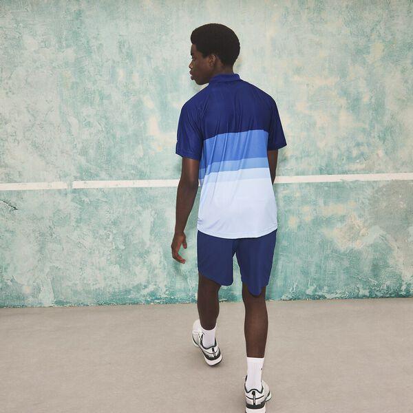 Men's SPORT x Novak Djokovic Breathable Polo, COSMIC/UTRAMARINE-IBIZA-B, hi-res