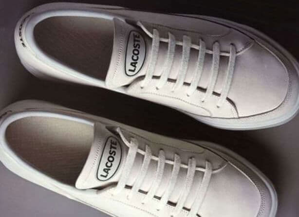 Lacoste 1980 Tennis Shoes