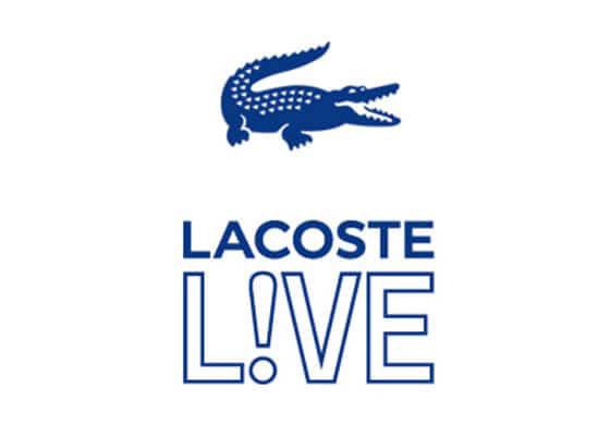 Lacoste Live 2011