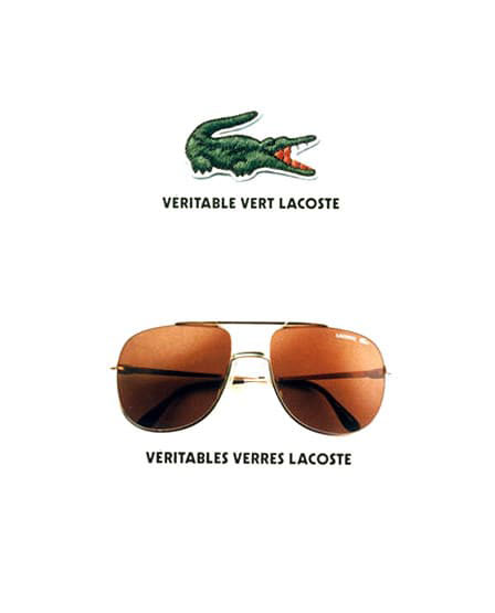 Lacoste 1980 Sunglasses