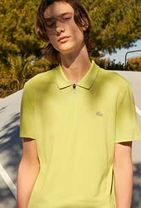 lacoste mens new arrivals